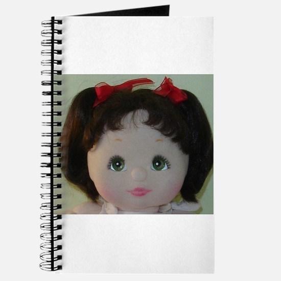 Vintage Mattel My Child Doll Journal