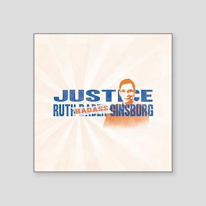 Ruth Badass Ginsburg Sticker