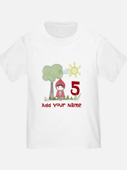 Little Red Riding Hood Birthday T