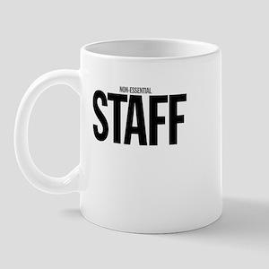 Non-Essential-Staff-Bk Mugs