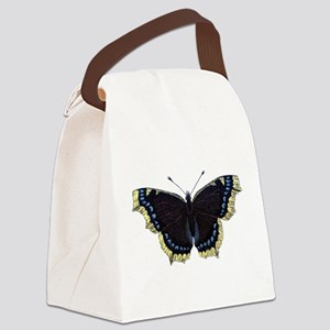 Mourning Cloak Canvas Lunch Bag