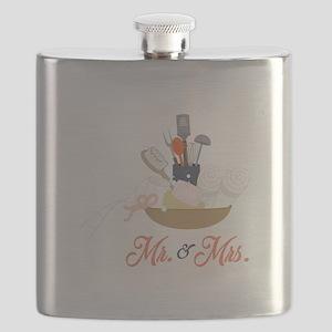 Mr & Mrs Flask