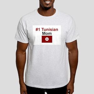 #1 Tunisian Mom Light T-Shirt
