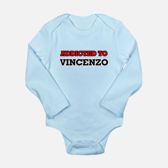 Addicted to Vincenzo Body Suit