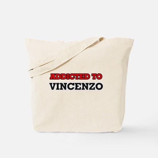 Addicted to Vincenzo Tote Bag