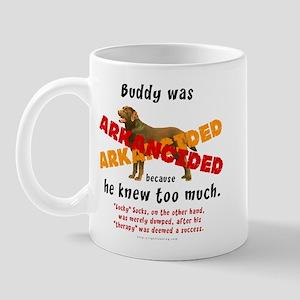 Buddy Arkancided Mug