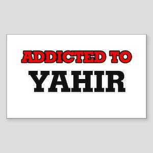 Addicted to Yahir Sticker