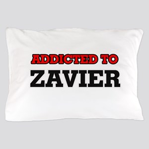 Addicted to Zavier Pillow Case
