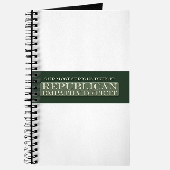 GOP Empathy Deficit Journal