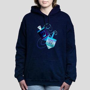 Two Dreidels-Happy Spinning Sweatshirt