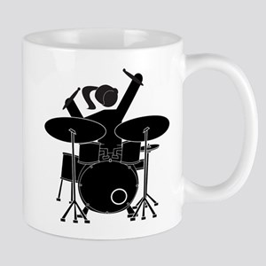 Drummer Girl Mugs