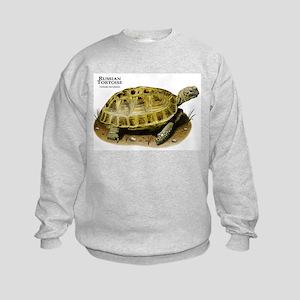 Russian Tortoise Sweatshirt