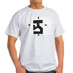 The Running Man Ash Grey T-Shirt