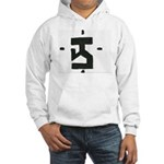 The Running Man Hooded Sweatshirt