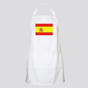Spanish Flag BBQ Apron