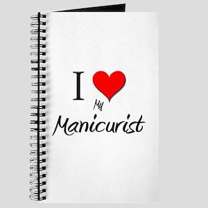 I Love My Manicurist Journal