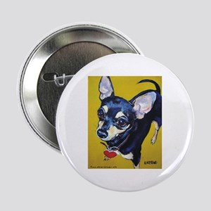 "Itty Bitty Chihuahua 2.25"" Button"