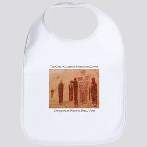 Great Gallery Pictographs Bib