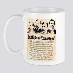 Gunfight at Tombstone Mug