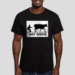 The Ski Ohio Shop Ash Grey T-Shirt