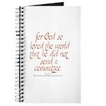 Jon 3:16 Journal