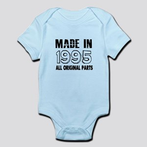 Made In 1995 Infant Bodysuit