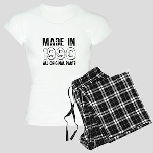 Made In 1990 Women's Light Pajamas