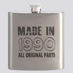 Made In 1990 Flask