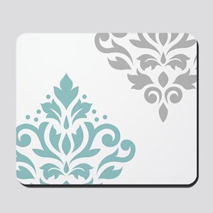 Scroll Damask Art I TGW Mousepad