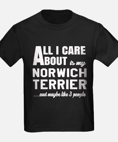 All I care about is my Norwich T T
