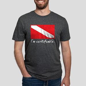 I'm certifiable Women's Dark T-Shirt