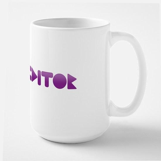 Avid Video Editor - Large Mug Mugs