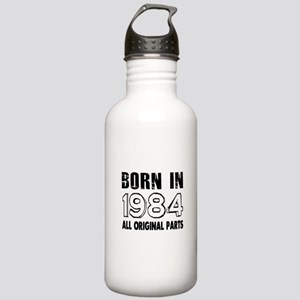 Born In 1984 Stainless Water Bottle 1.0L