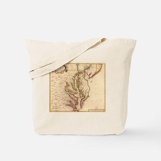 Unique Chesapeake Tote Bag