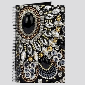 rhinestone art deco gatsby Journal