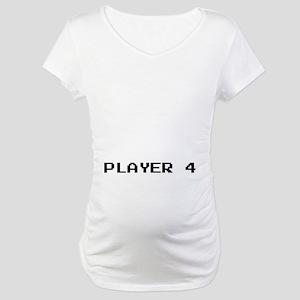 PLAYER 4 Maternity T-Shirt