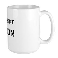 The Real Revolution Large Mug