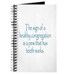 Healthy Congregation Journal