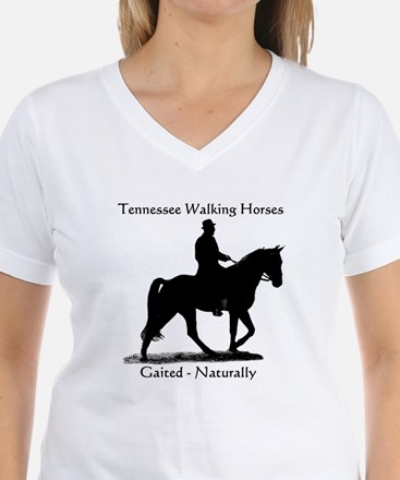 Tennessee Walking Horse Women's Cap Sleeve T-Shirt
