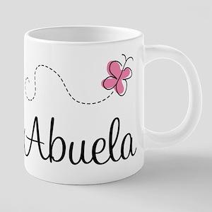 Abuela Grandmother Mugs