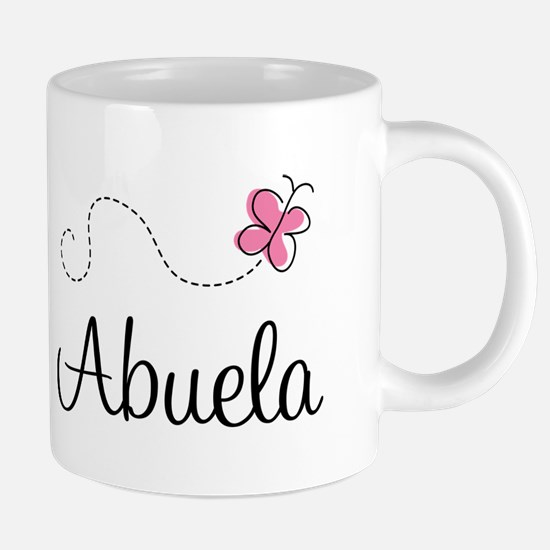 Abuela Grandmother Mugs