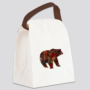 PATTERNS Canvas Lunch Bag