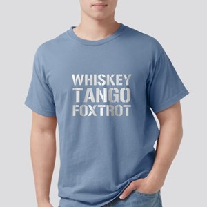 Whiskey Tango Foxtrot Women's Dark T-Shirt