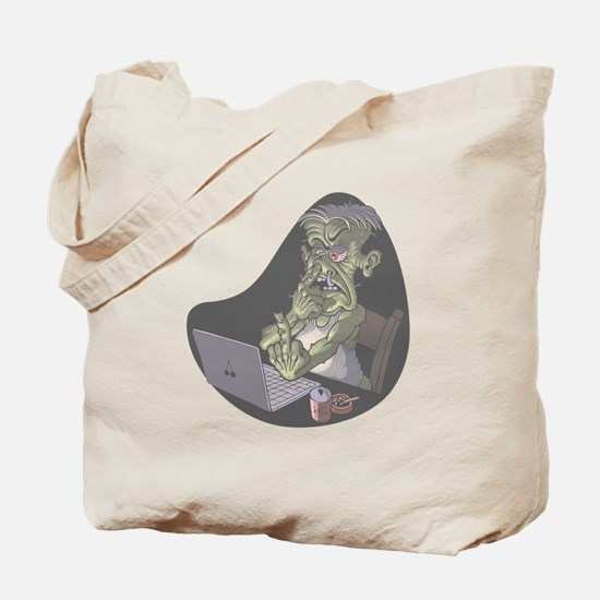 Hater Gonna Tote Bag