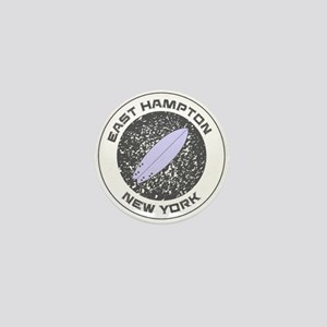 New York - East Hampton Mini Button