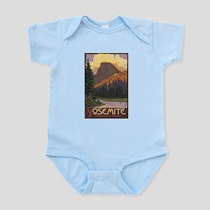 Yosemite National Park, California - Half Dome Bod