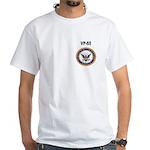 VP-65 White T-Shirt