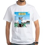 Alcohol-free Beer Sports Drink White T-Shirt