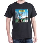 Alcohol-free Beer Sports Drink Dark T-Shirt