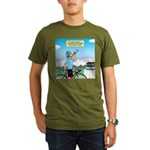 Alcohol-free Beer Spo Organic Men's T-Shirt (dark)